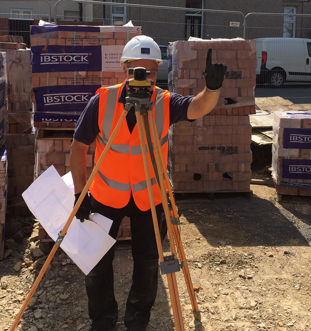 NBBS - Paul Dodds on Site at High Point Residential Development 4