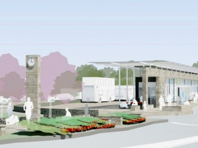 Don't Miss the Bus – New Station at Hexham
