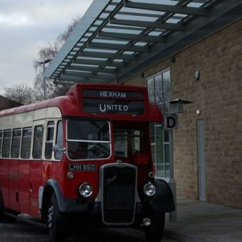 Hexham Bus Station