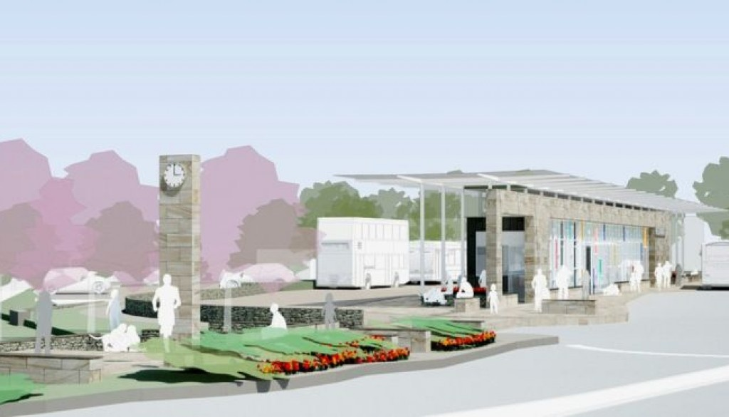 Hexham Bus Station Image 1